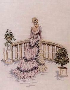 """Lady On The Balcony"""