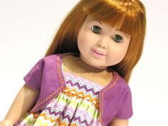 Did you know that doll clothes can be made in around 30-minutes?