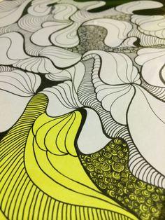 Splash of colour #doodle