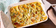 Best Zucchini Lasagna Roll-Ups Recipe - Delish.com - Your low-carb lasagna dreams have come true.