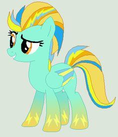 Lightning Dust Rainbow Power by OWE-B-1 on DeviantArt  sc 1 st  Pinterest & Lightning Dust   My Little Pony Friendship Is Magic Fan Art ... azcodes.com
