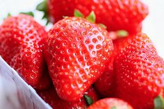 Strawberries ♡