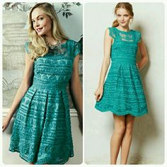 Anthropologie Yoana B. dress, size 0 Excellent condition, worn once. Stretchy material and can fit up to a size 4 (I am a 4 and this fits me great!) Anthropologie Dresses