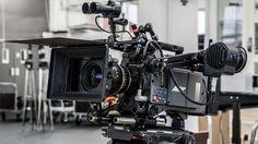 A Review of the ARRI Alexa XT professional production camera - Camera Rig, 35mm Camera, Cinema Camera, Movie Camera, Digital Cinema, Magic Design, Video Camera, Audio Equipment, Film Industry