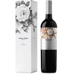 Coca y Fitó es un vino de autor, contemporáneo y cosmopolita dirigido a un mercado internacional de alto poder adquisitivo. El encargo pedía un diseño deli