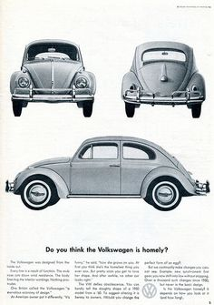 1960 Volkswagen Advertising Sports Car Illustrated November | http://amazingsportcarcollections.blogspot.com