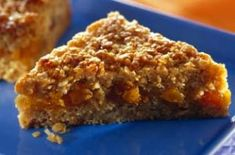 Spirals & Spatulas: Oatmeal Cake with Coconut Pecan Frosting My mother made this long ago. It was one of my favorites. Hope to try soon. Golden Syrup Flapjacks, Peanut Butter Flapjacks, Pumpkin Crumble Cake, Oatmeal Cake, Cake Recipes, Dessert Recipes, Desserts, Syrup Recipes, Breakfast Recipes