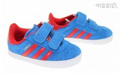 Adidas Gazelle aux couleurs flashy de l'été !  #swagg #enfant