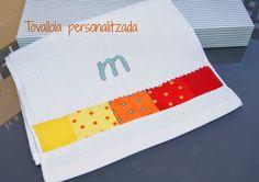toalla patchwork