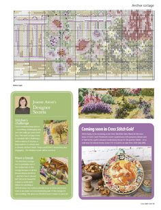 Country Retreat (Joanne Aston) From Cross Stitch Gold N°130 July 2016 6 of 6