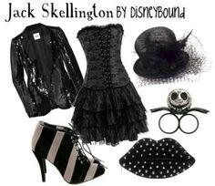 Jack Skellington. This year's Halloween costume?