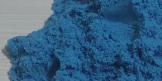 Bulaşık Deterjanı İle Evde Kinetik Kum Yapımı