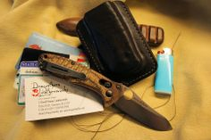 Every Day Carry Dragon PCS – Pocket Carry System© Part 2 | Dragonthorn Leatherworks