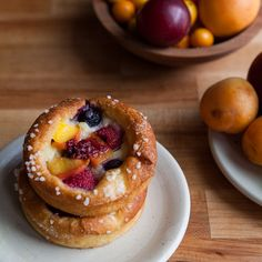 Belinda Leong's #pastry shop in #SanFrancisco perfects the kouign-amann, a buttery, crusty, slightly sweet Breton pastry.
