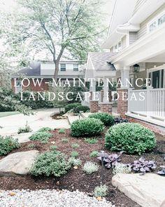 Rain Garden Design Landscaping Front Yards_23. See More. Doreen Corrigan |  Landscaping, Front Yard, Back Yard, Hardscape, Low Maintenance,