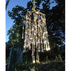 Lost Key Chandelier