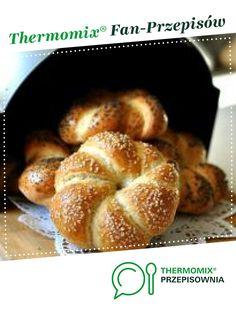 BUŁKI PSZENNE - KAJZERKI jest to przepis stworzony przez użytkownika Joaśka78. Ten przepis na Thermomix® znajdziesz w kategorii Chleby & bułki na www.przepisownia.pl, społeczności Thermomix®.
