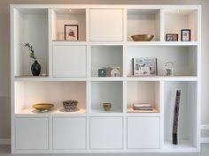 Wall Shelving Units, Wall Shelves, Built Ins, Bookshelves, Home Office, Kitchen, Room, House, Home Decor