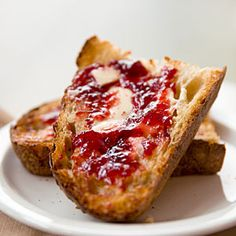 Chefs' favorite restaurant dishes | Toast with Butter and Jam | Sunset.com