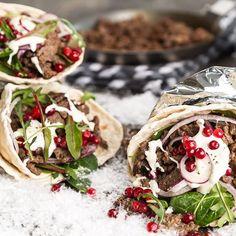 Nordic Kebab or reindeer roll. Delicious food! #reindeer #kebab #roll #food #delicious #recipe ⛄️❄️⛄️❄️⛄️❄️ The beautiful photo is taken by Kristin.biz