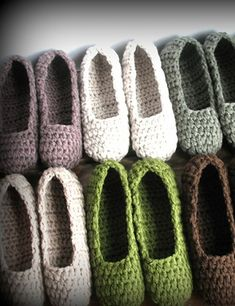 Adorable Shoe Crochet...first let's learn how to crochet