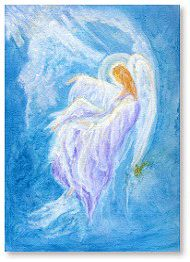 Angels by Sharae - the artist used for my Divine Business Cards.