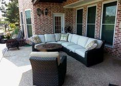 Leeward Deep Seating Collection By Lane Venture Enjoy Your Outdoor Room   Yard  Art Patio U0026