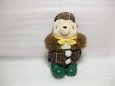 Hedgehog adorable soft toy by Gordon Fraser...E 18