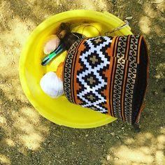 This is where Wayuu women keep their yarns. #ngo #❤️ #wayuu #style…