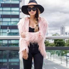 @deathbyluxe looking fab in Nasty Gal faux fur - http://www.nastygal.com/clothes-outerwear-faux-fur?utm_source=pinterest&utm_medium=smm&utm_content=nasty_gals_do_it_better