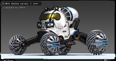 Concept Art World » DRIVE: vehicle sketches and renderings by Scott Robertson