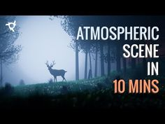 In this video, I'm going to show you exactly how to make an atmospheric scene in Blender under 10 mins. Cinema 4d Tutorial, Animation Tutorial, 3d Tutorial, Blender 3d, Blender Models, Illustrator Tutorials, Art Tutorials, Blender Character Modeling, 3d Modellierung