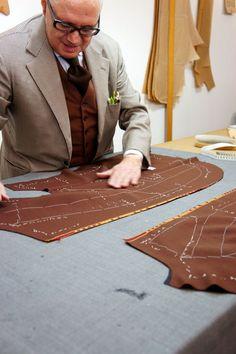 Antonio Liverano. Tailoring. www.albertalagrup.com