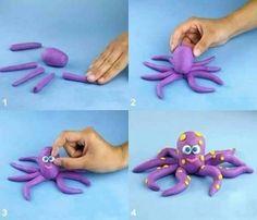 masilla de octopus #octopus #ideas