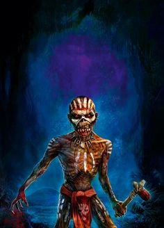 Eddie | Iron Maiden                                                                                                                                                                                 Mais