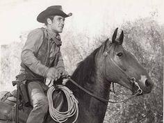 Robert Fuller as Jess Harper Laramie Tv Series, Robert Fuller Actor, James Drury, The Rifleman, Mr Johnson, John Smith, Old West, Western Cowboy, Favorite Tv Shows