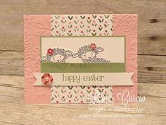 Join us for the Creative Inking Blog Hop where we are featuring Easter projects!   Stampin' Up!, card, paper, craft , paper, scrapbook, craft, rubber stamp, hobby, how to, DIY, Easter Lamb, fringe scissors, handmade, Lisa Curcio, www.lisasstampstudio.com