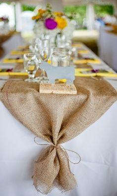 15 ideias que vão dar um toque rústico à decoração do casamento - Casamento - UOL Mulher