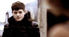 What more could you want in a man? Nothing, there's nothing else to want. | Iwan Rheon Is One Beautiful, Beautiful Man