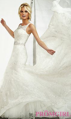 Angelina Faccenda Bridal Gown 1252 at PromGirl.com
