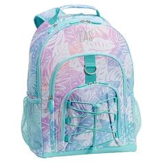 Gear-Up Endless Summer Palm Backpack  pbteen Pottery Barn Teen Backpacks 53291443e1189