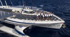 Breguet et Race for Water