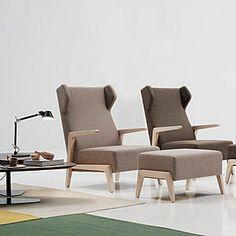 Modern comfy chair