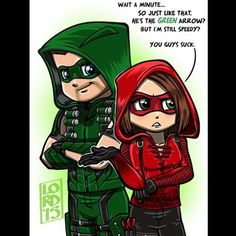 """Call me Red Arrow! by Lord Mesa"
