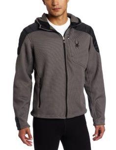 Men's Spyder Clothing Sale | Amazon.com: Spyder Men's Outsetter Hybrid Hoody Mid Weight Core ...