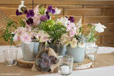 Cripps Barn Wedding, Barn Wedding Venue, Wedding Table, Barn Wedding Flowers, Log Slices, Stone Barns, Hessian, Summer Garden, Growing Plants