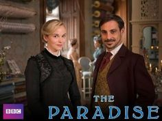 The Paradise: Season 1 a glamorous department store in the Victorian era....