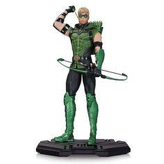 DC Collectibles DC Comics Icons: Green Arrow Statue DC Collectibles http://www.amazon.com/dp/B00N5TUVKW/ref=cm_sw_r_pi_dp_vIVJub16N7KDM