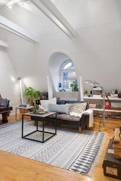 50 m² eclécticos y modernos para chicos (via Bloglovin.com )