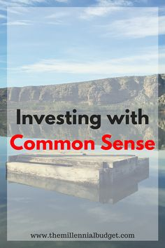 Investing can be a daunting task, especially when individual stocks are involved. Must it be this way though? Find out how easy investing can be if we apply some common sense.